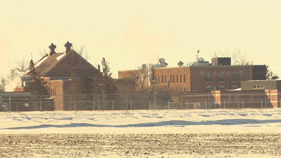 Le centre correctionnel de Headingley au Manitoba.