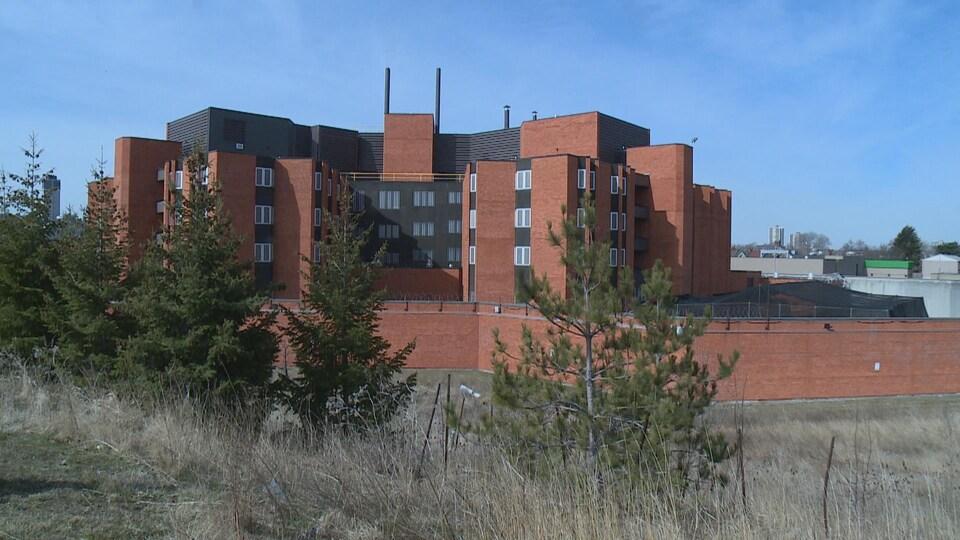 Le Centre de détention Hamilton-Wentworth
