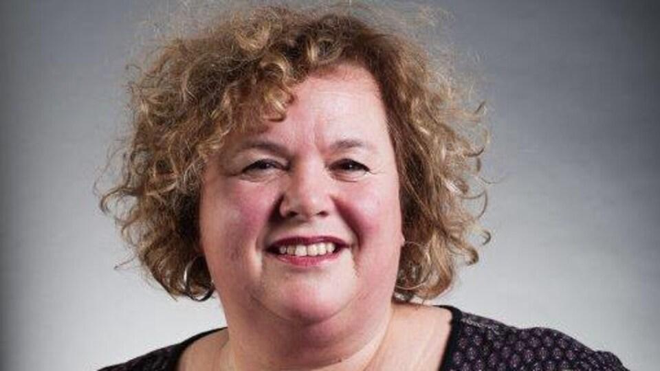 Chantal Bourbonnais, directrice générale de l'Association canadienne des professionnels d'immersion.
