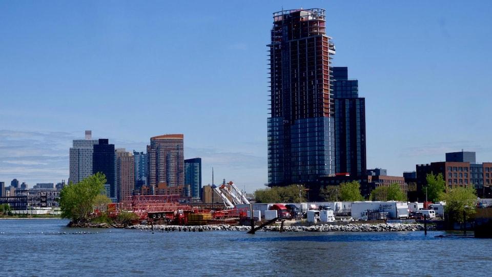 Ce projet immobilier à Brooklyn sera adapté aux risques d'inondations.