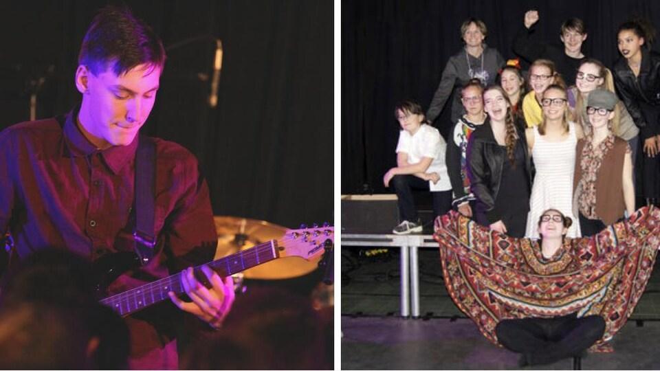 La Chicane albertaine et le Festival théâtre jeunesse