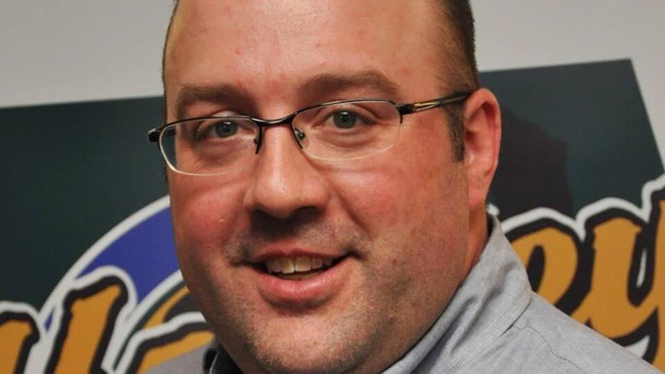 Christian Beaulé, président de Hockey Abitibi-Témiscamingue