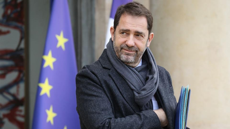 Le ministre français de l'Intérieur, Christophe Castaner.