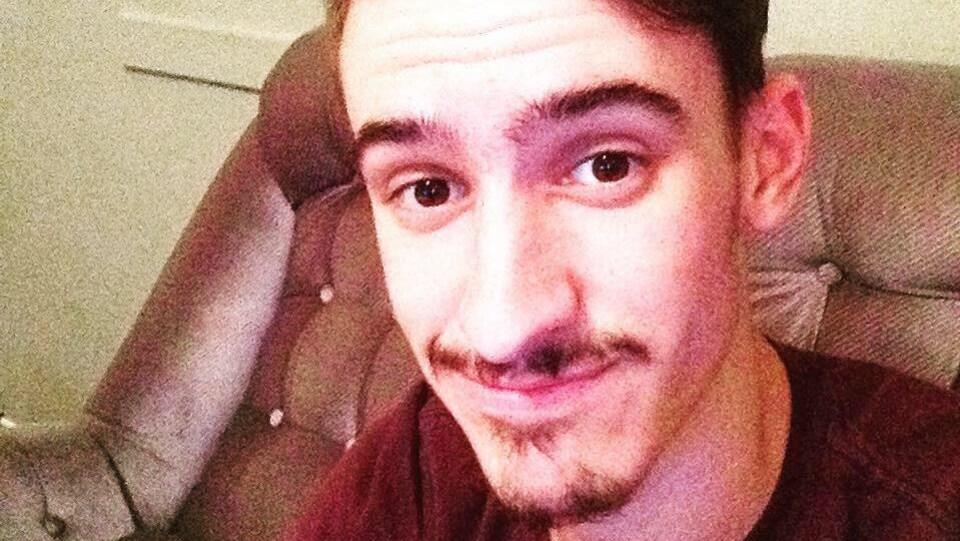 Christopher Lagueux est accusé de tentative de meurtre et de délit de fuite.
