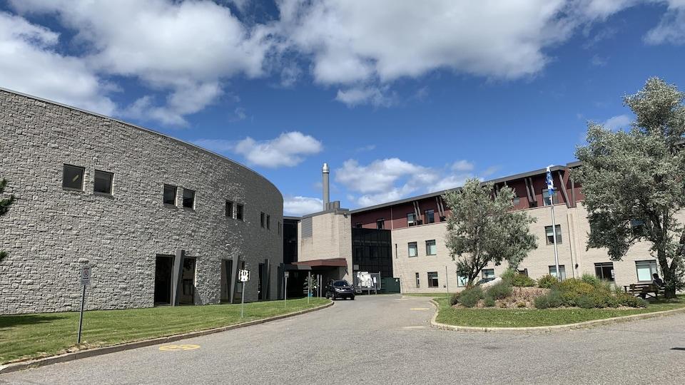 Le CHSLD Sainte-Anne-de-Beaupré
