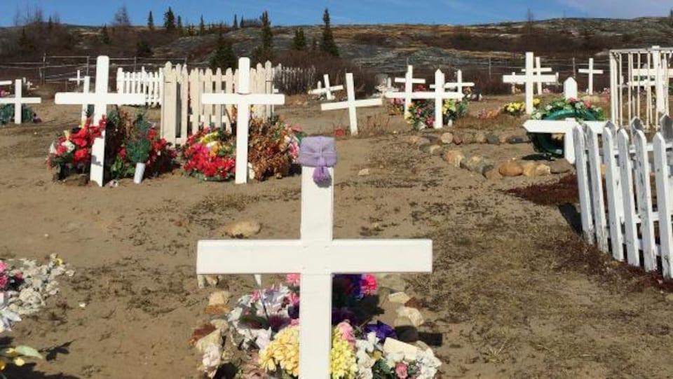 Le Nunavik, dans le Grand Nord canadien, arrive en tête de liste parmi les régions du Québec qui dénombrent le plus de cas de suicides.