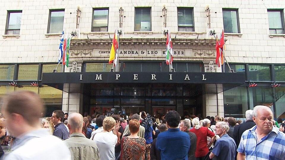 Le cinéma Impérial à Montréal