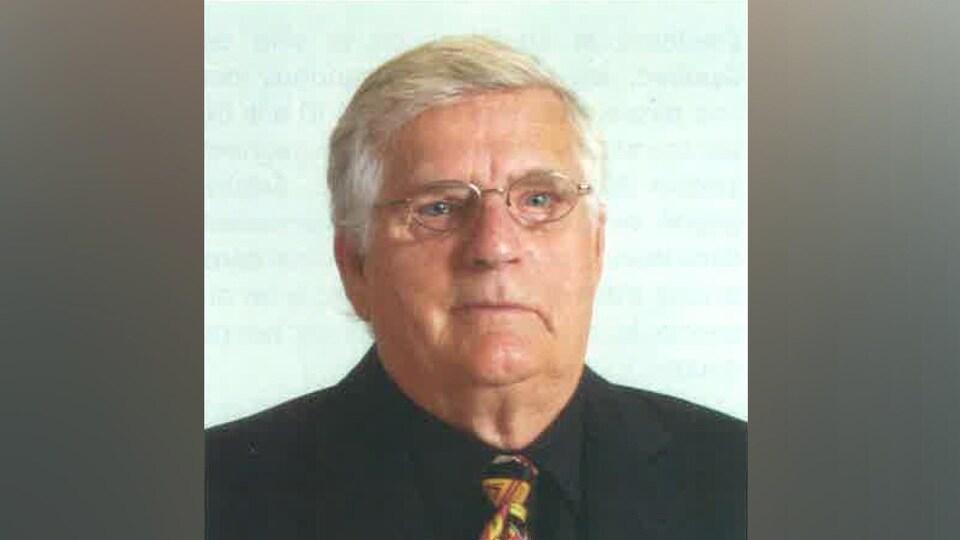 Claude Gagnon, candidat indépendant à la mairie de Québec