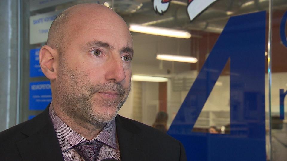 Le chef du Département régional de médecine générale au CIUSSS de l'Est-de-l'Île-de-Montréal.