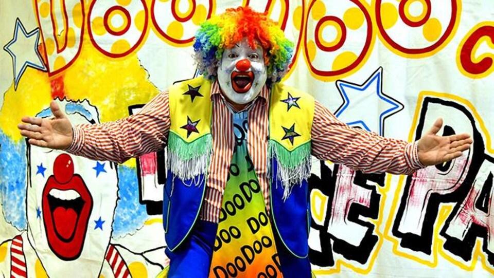 Un clown.