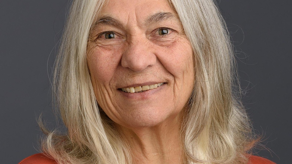 Colette Amram Ducharme, candidate du NDP dans Louis-Saint-Laurent.