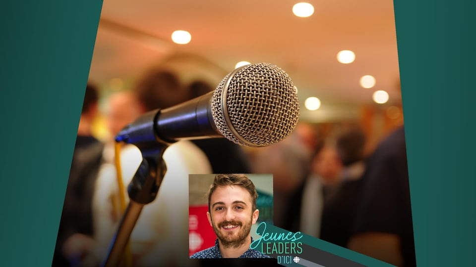 Jeunes leaders d'ICI : Colin Champagne