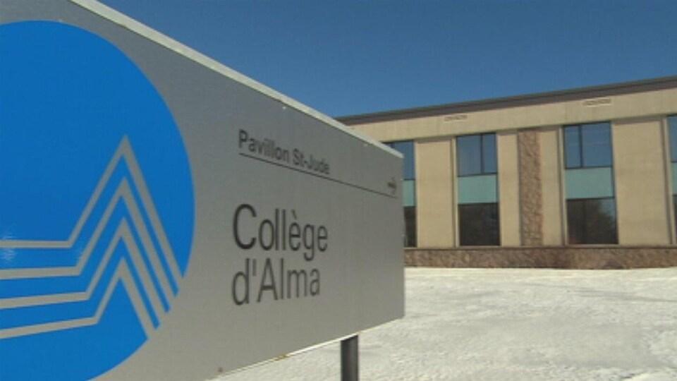 Le Collège d'Alma