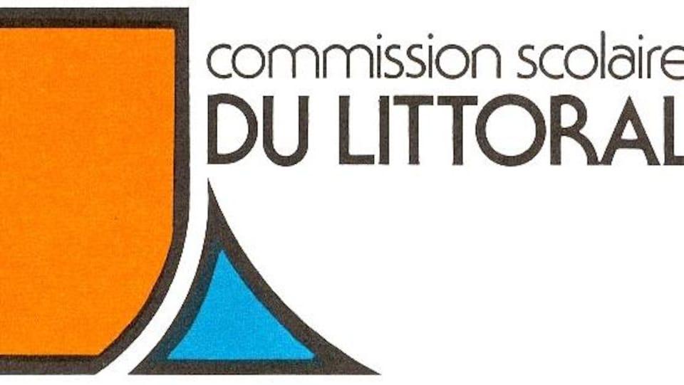 Le logo de la Commission scolaire du Littoral