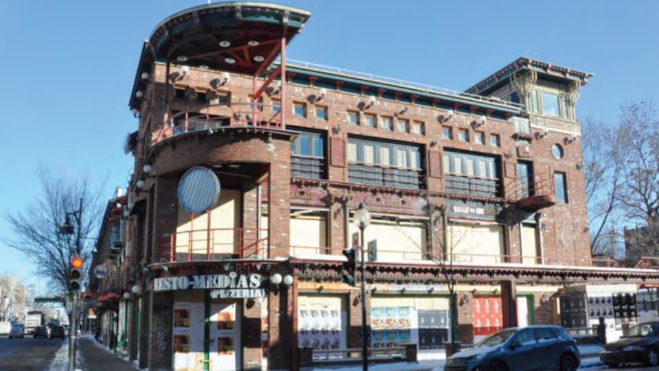L'ancien complexe Bourbon était vacant depuis 2014.