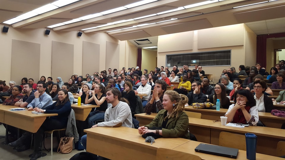 Une conférence sur le racisme à Québec s'est tenue à l'Université Laval à l'automne 2017