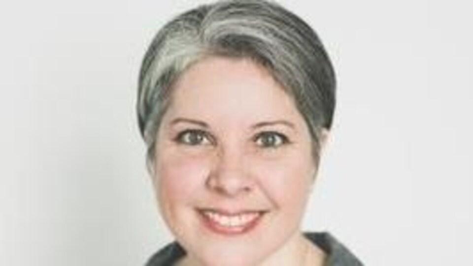 Isabelle Trottier, directrice du Conservatoire de musique de Val-d'Or