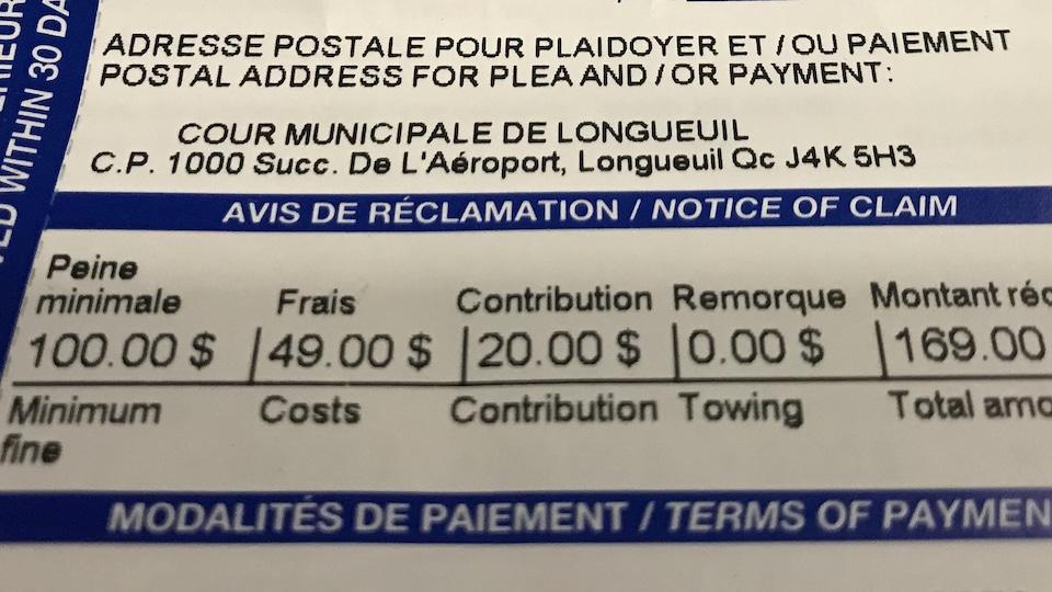Ville Montréal Qc Ca Payer Constat >> 169 D Amende Pour Stationnement Illegal Des Villes Blament