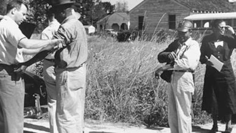 Durant l'étude clinique Tuskegee sur l'évolution de la syphilis