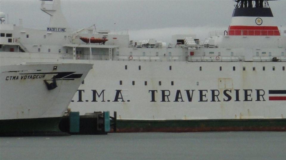 CTMA Traversier