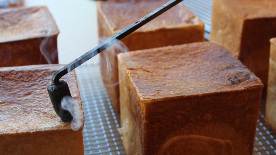 un gâteau japonais