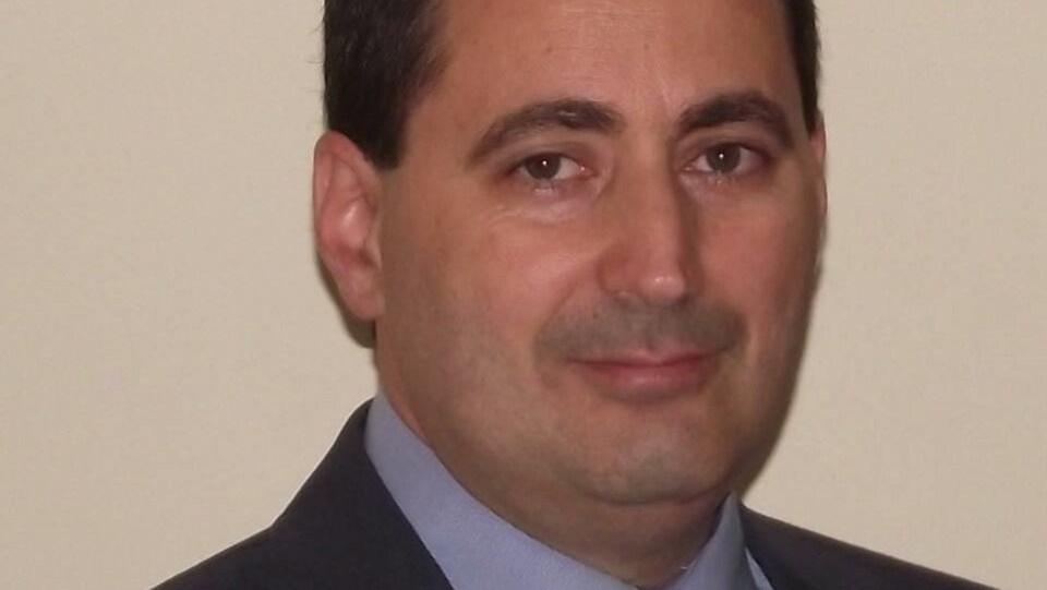 Plan rapproché di visage de Daniel Brisson enn 2017.