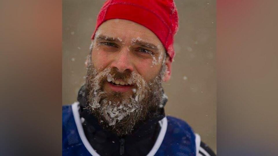 Daniel Malenfant est décédé dans les eaux du fleuve Saint-Laurent lors d'une sortie de canot à glace.