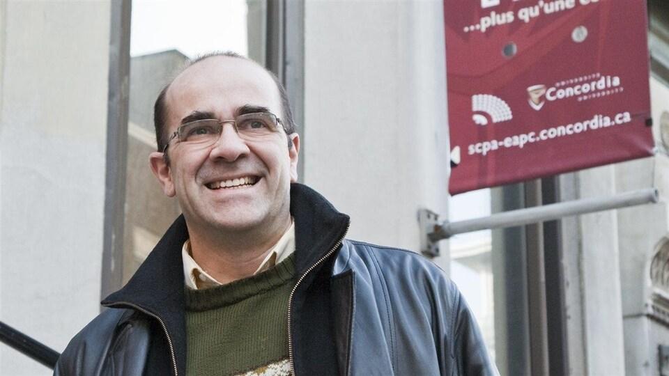 Daniel Salée, professeur titulaire de science politique à l'Université Concordia