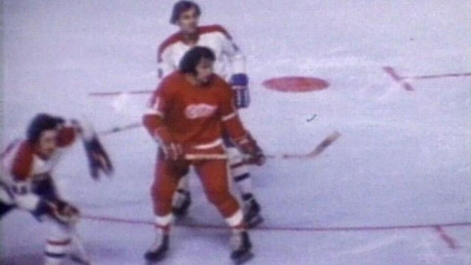 Photo d'un jour de hockey