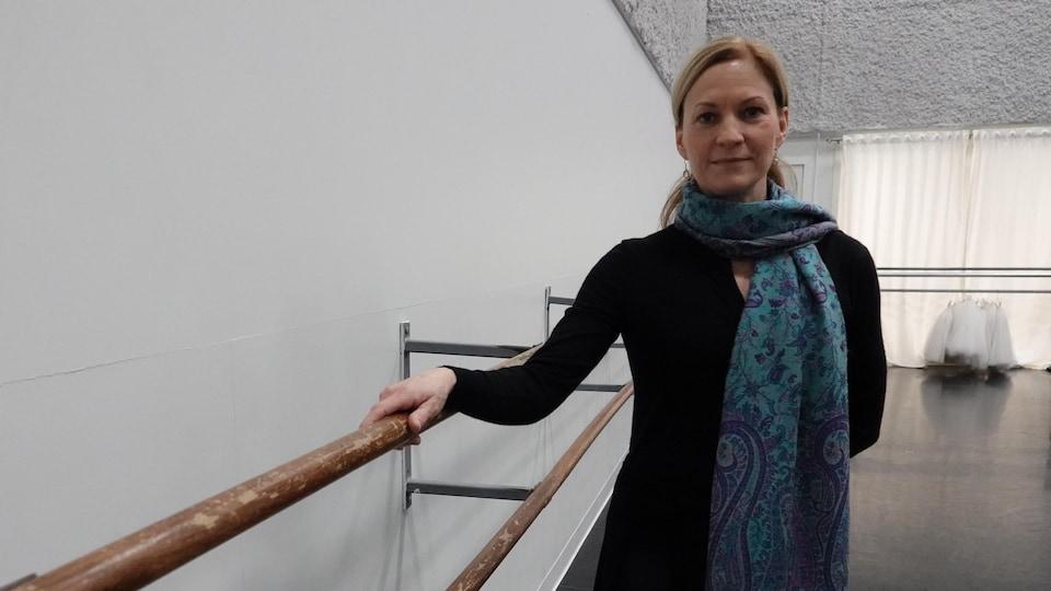 Nathalie Nadeau-Hope.