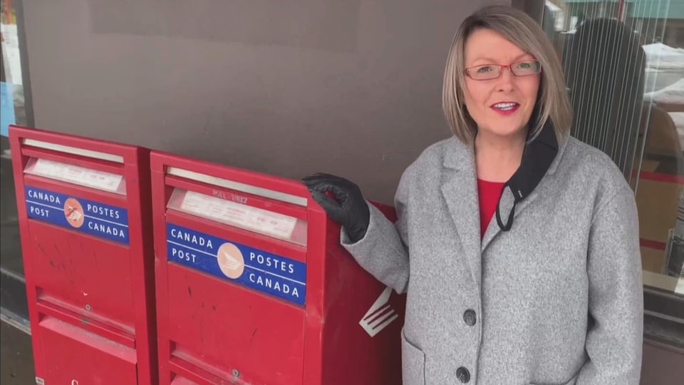 Debbie Ball, candidate libérale de Grand Falls-Windsor-Buchans.