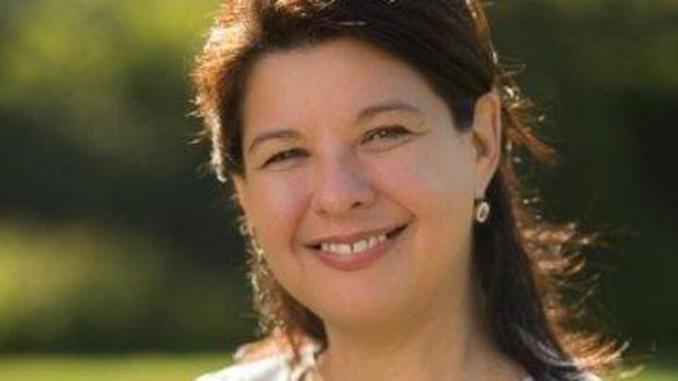 Debbie Reid, nouvelle directrice générale de l'Enquête nationale sur les femmes et les filles autochtones disparues et assassinées.