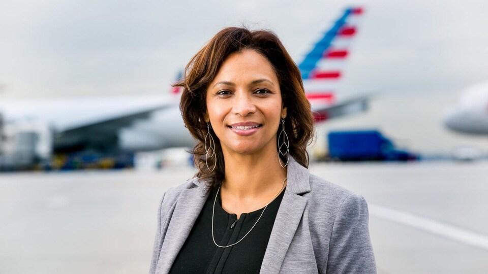 Deborah Flint de l'Autorité aéroportuaire du Grand Toronto.