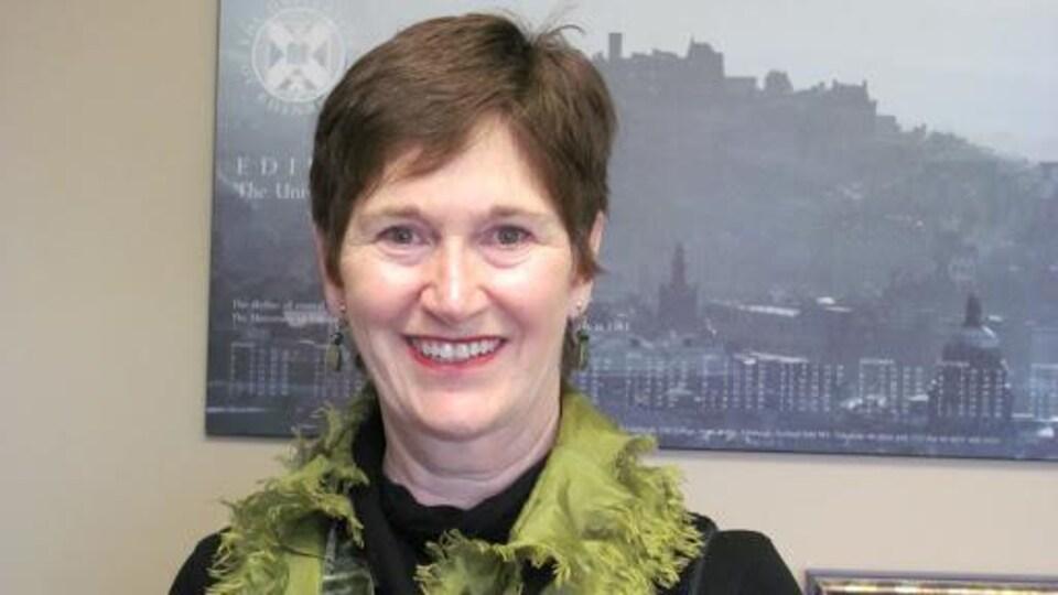 La directrice générale régionale de la Direction générale de la santé des Premières Nations et des Inuits (DGSPNI) en Atlantique Debra Keays-White
