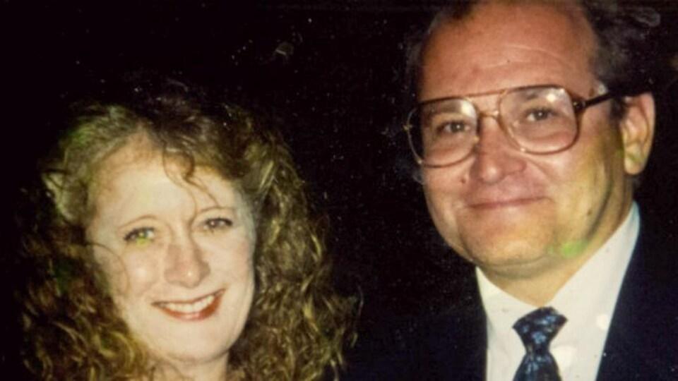 Une photo de famille de Debra et Mark Selkirk.