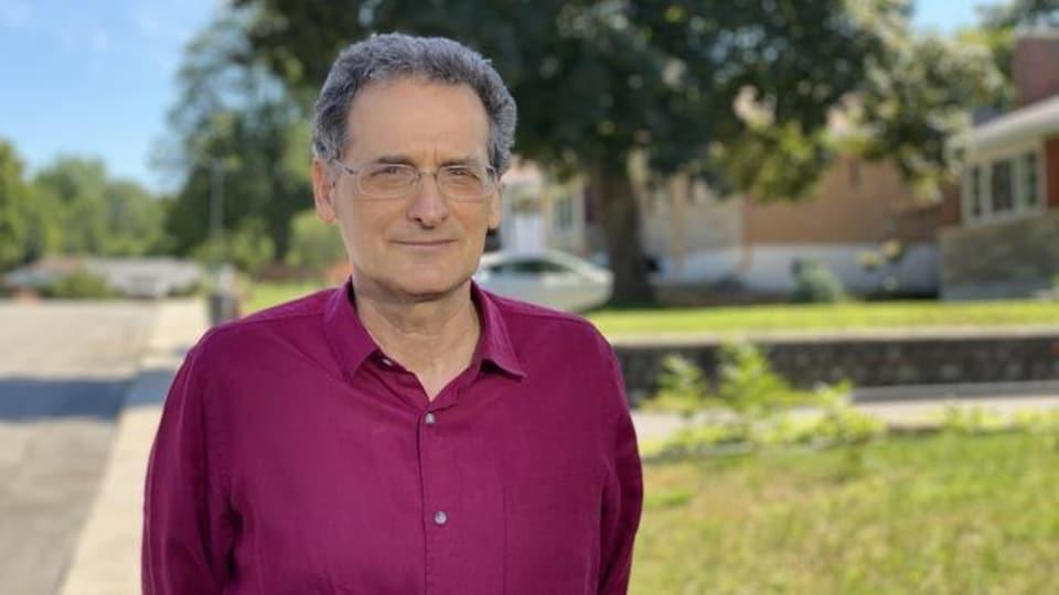 Denis Marcheterre, président d'Action Santé Outaouais.