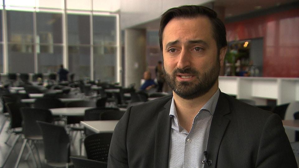 Didier Jutras-Aswad, psychiatre et chercheur au CHUM