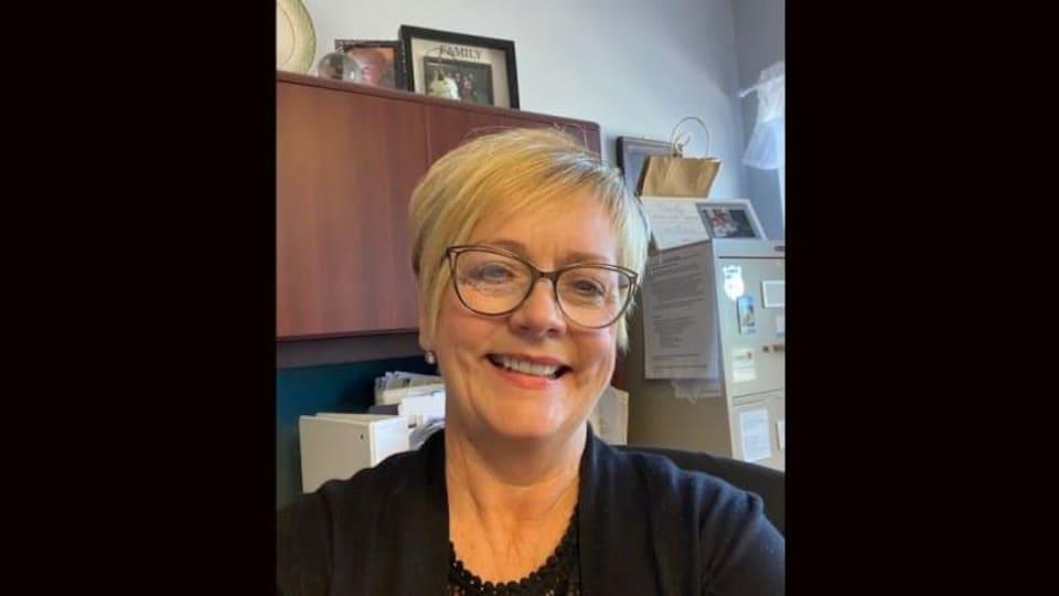 La directrice générale du Cove Guest Home, Cheryl Deveaux.