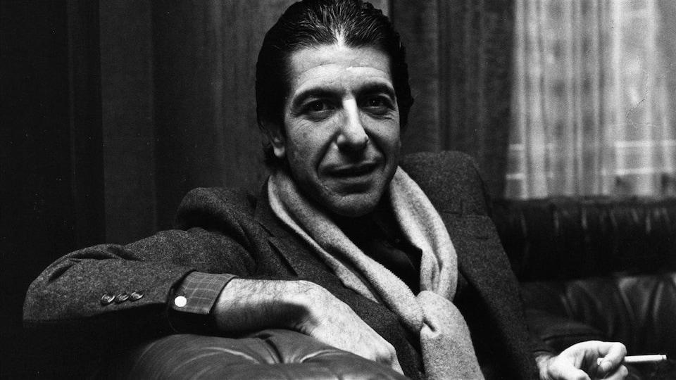 Leonard Cohen en 1980
