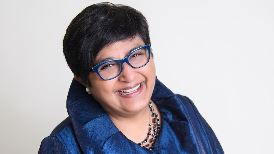 Dre Sarita Verma, doyenne et PDG de l'École de médecine du Nord de l'Ontario.