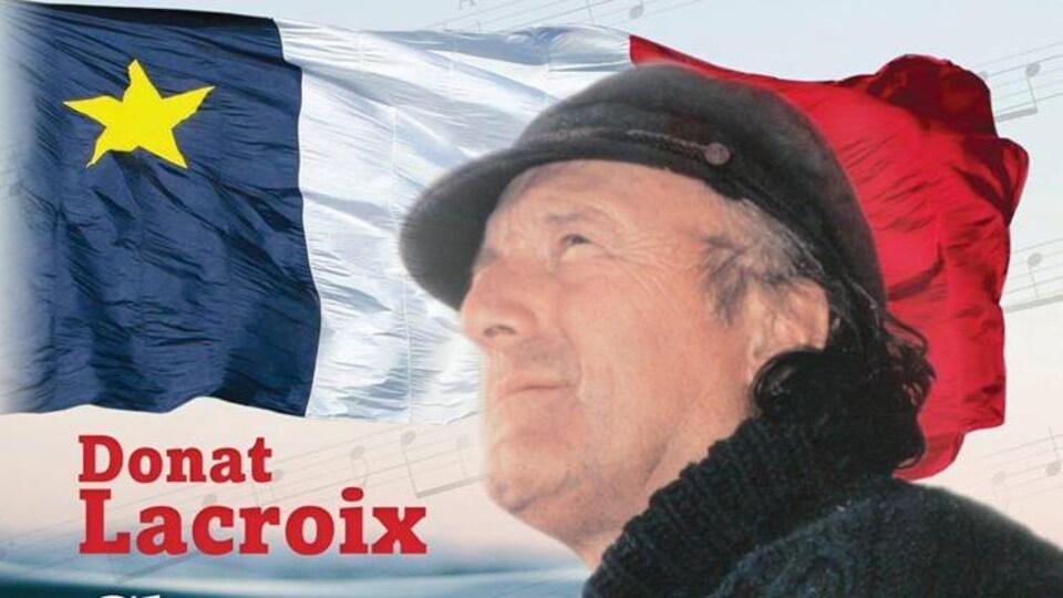 Couverture du livre de Donat Lacroix.