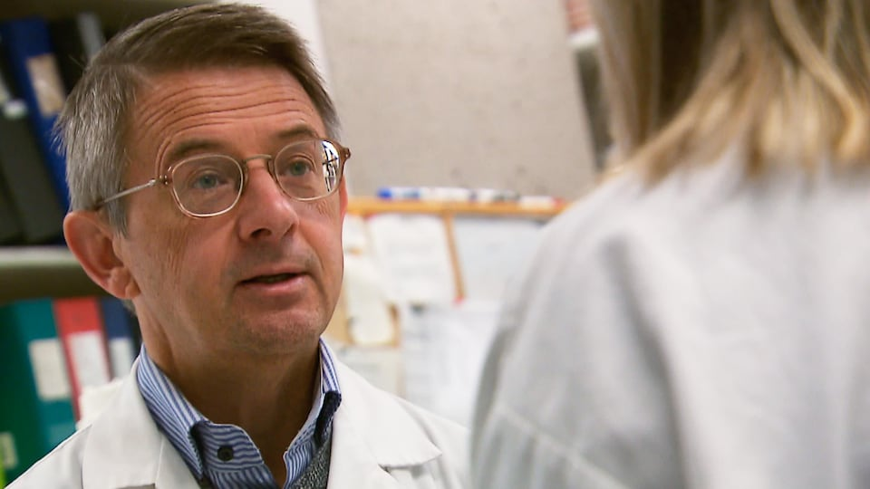 Dr Guy Boivin, microbiologiste et infectiologue au CHU de Québec.
