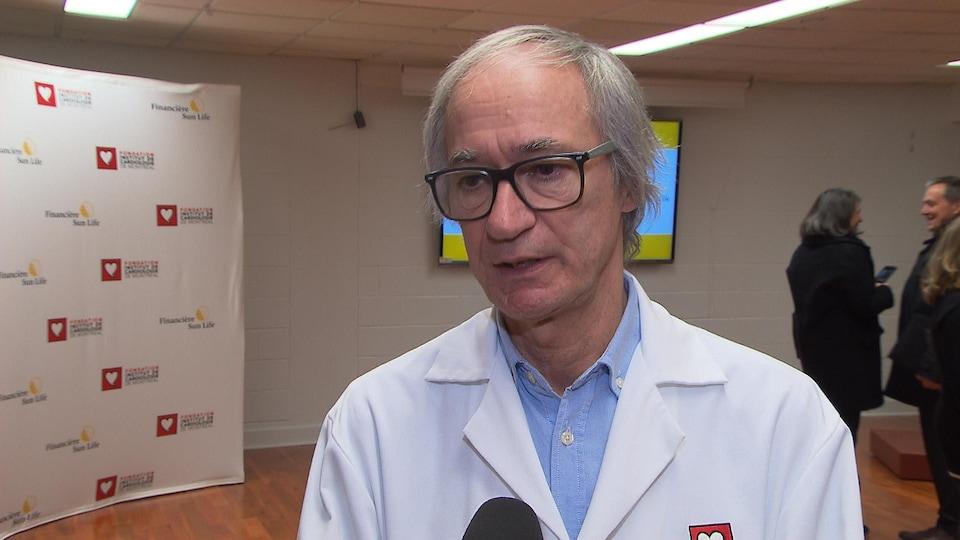 Dr Martin Juneau, cardiologue, Institut de cardiologie de Montréal
