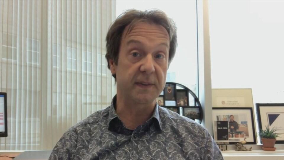 Dr Paul Fortin, rhumatologue et chercheur au Centre hospitalier universitaire (CHU) de Québec-Université Laval