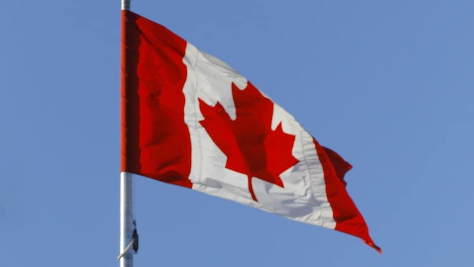 L'ambassade du Canada en Grèce a été la cible de vandalisme, tôt dimanche matin.