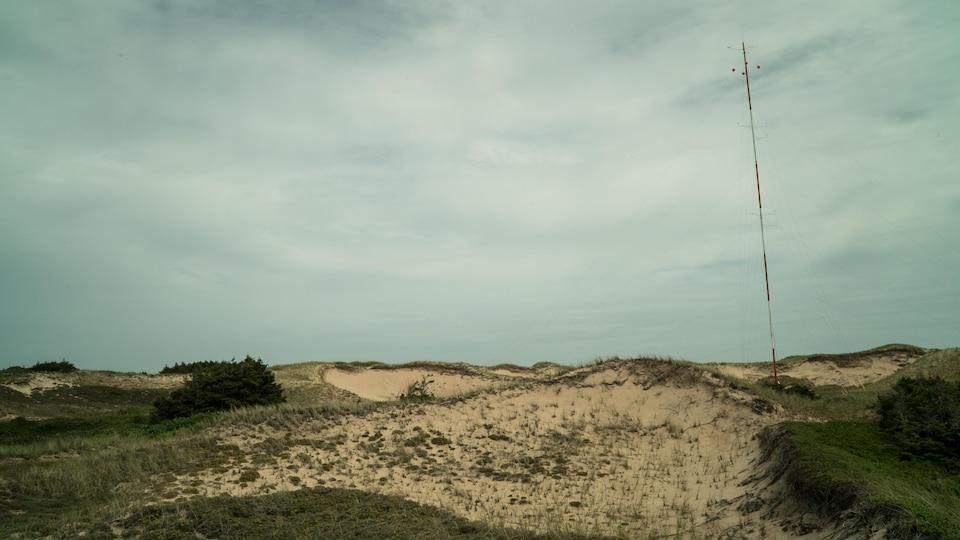 Le site de la Dune-du-Nord