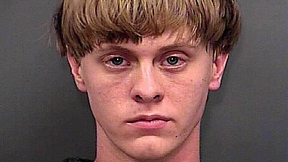 Dylann Roof a été condamné pour le meurtre de neuf paroissiens noirs en juin 2015 dans une église de Charleston.