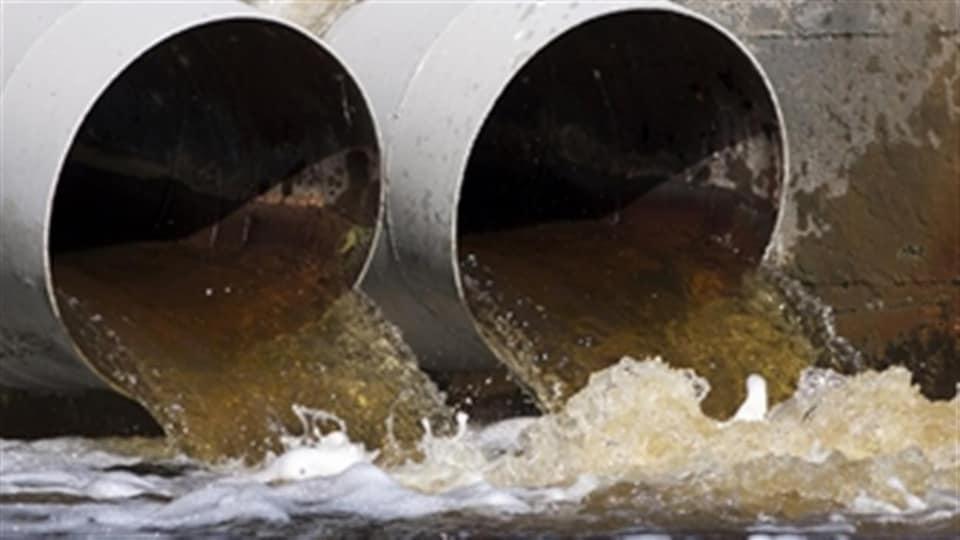 Le déversement d'eaux usées à Québec sera beaucoup moins important qu'à Montréal.