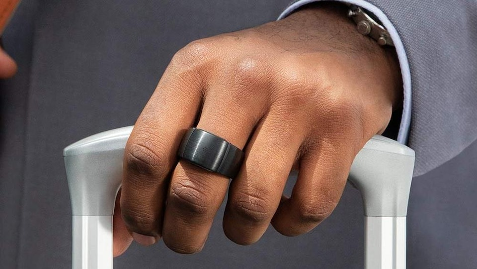 L'Echo Loop, la bague connectée d'Amazon.