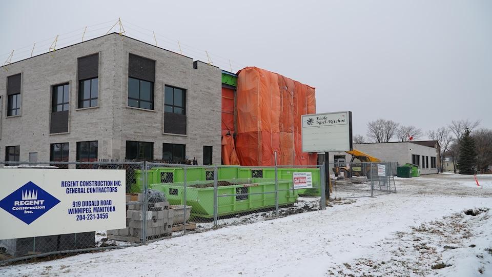 École Noël-Ritchot